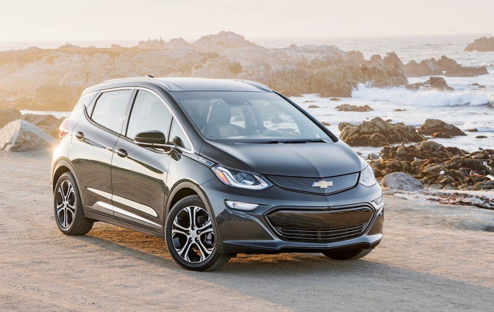 Chevy admits small number of Bolt EVs have faulty batteries