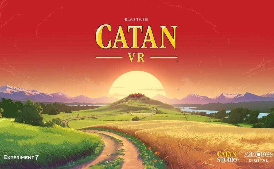 Settlers of Catan makes jump from board game to VR