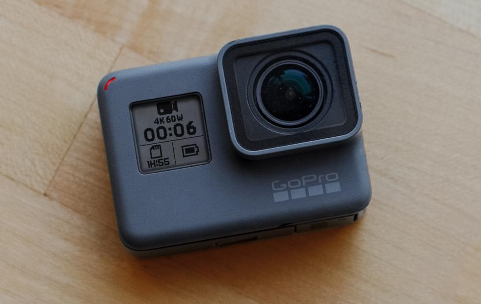 GoPro HERO6 Black official: 4K60, waterproof, more