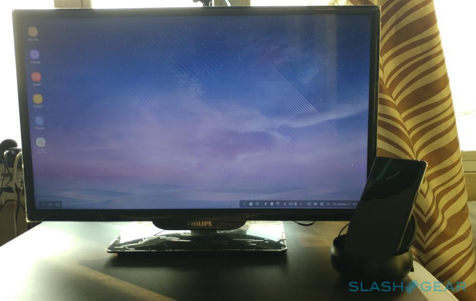 Galaxy Note 8 and Dex - one month later: I almost ditched my PC