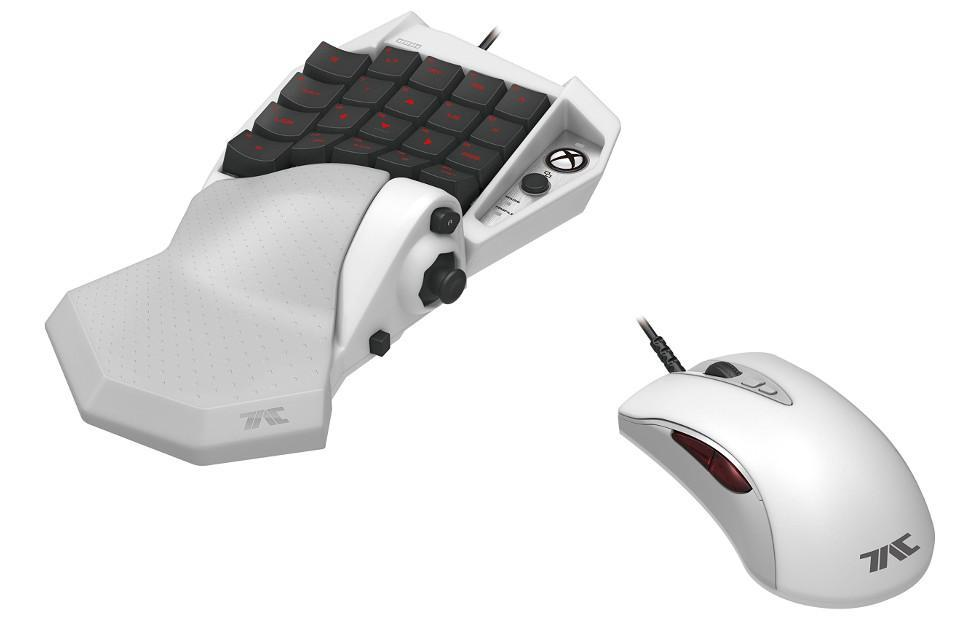 HORI TAC Pro One brings Xbox One's first keyboard, mouse