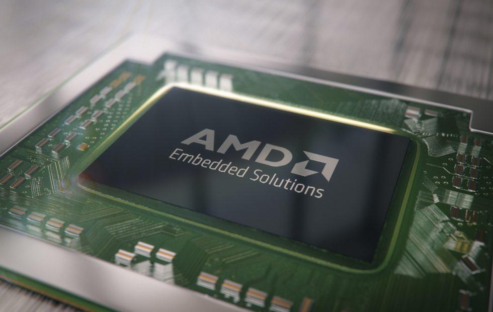 AMD expands Ryzen and EPYC with new embedded processors