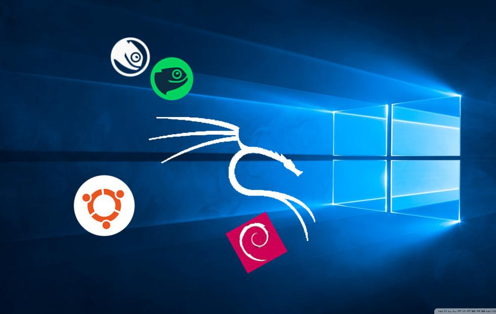 Linux on Windows: here are the distros in Windows Store