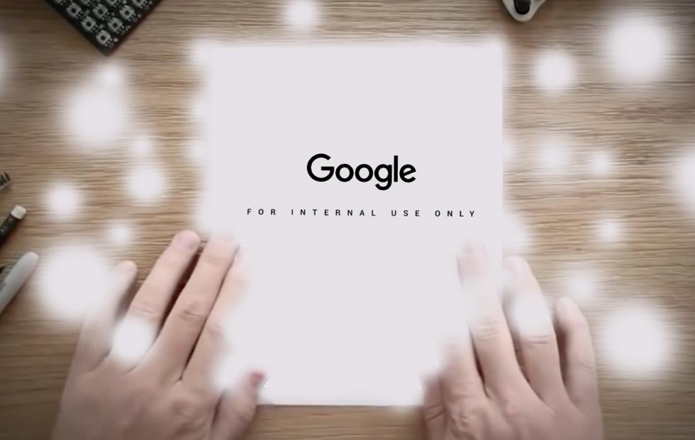 """The only way Google X's Selfish Ledger is """"good"""""""