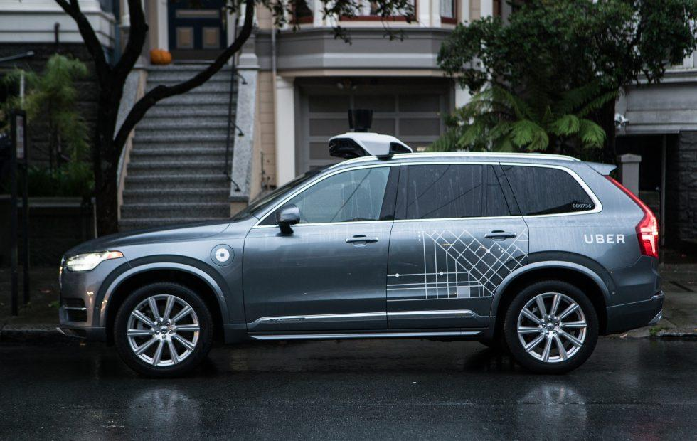 Uber's pedestrian-killing autonomous car reportedly chose not to stop