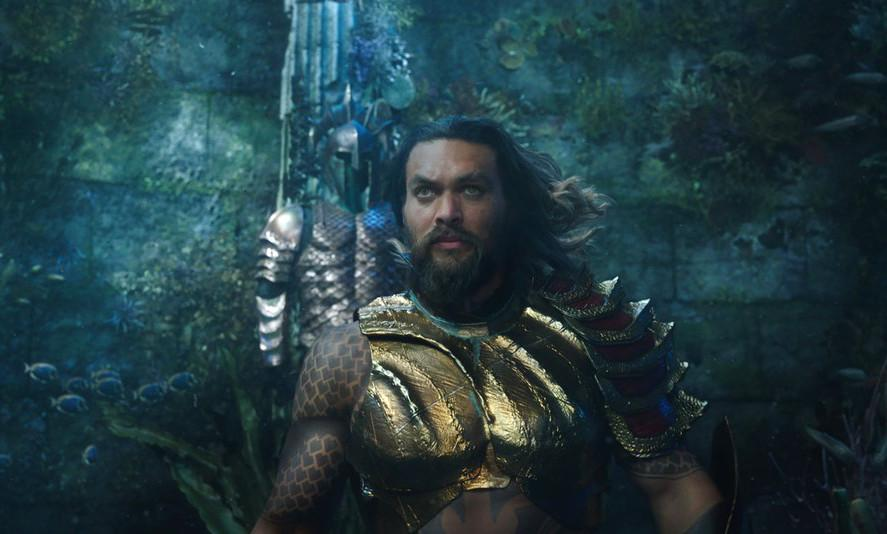 First Aquaman trailer revealed at SDCC