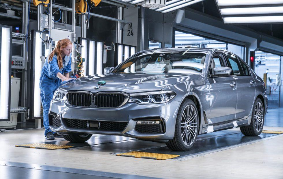Inside the bratwurst factory: How BMW is prepared for the EV age