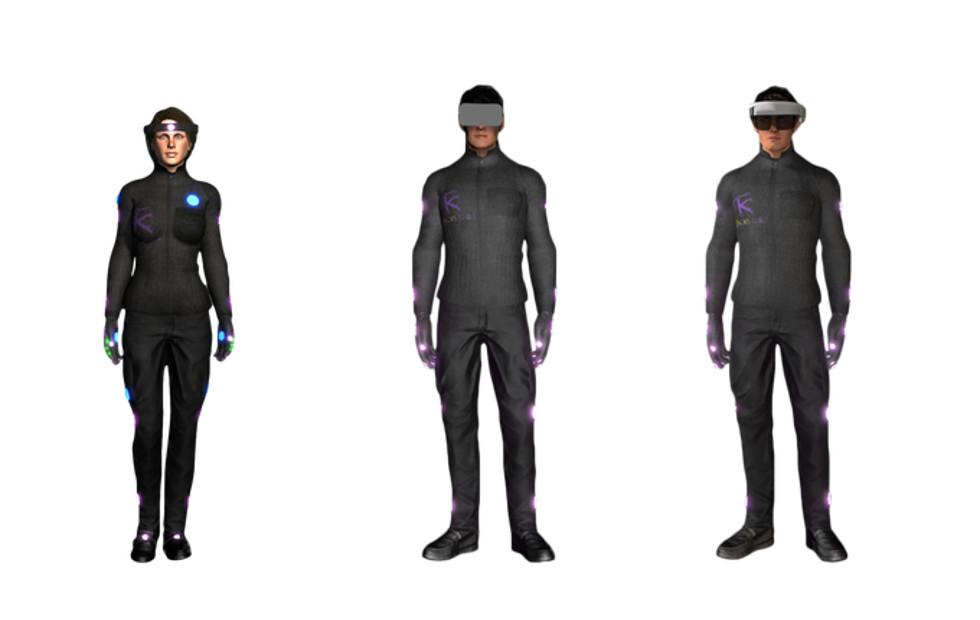 HoloSuit makes Ready Player One's haptic suit a reality