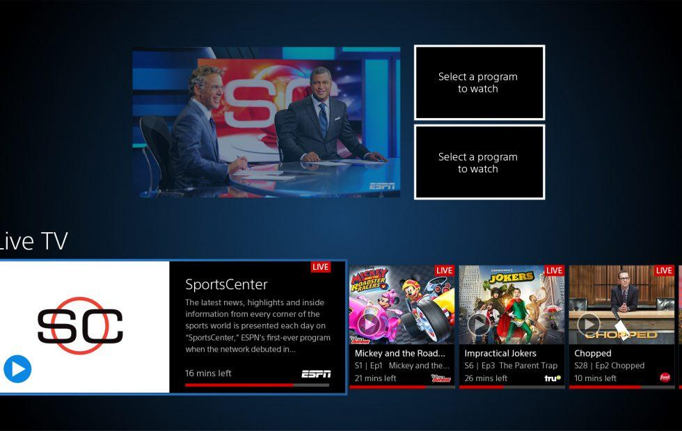 PlayStation Vue price increase adds $5/mo to all plans