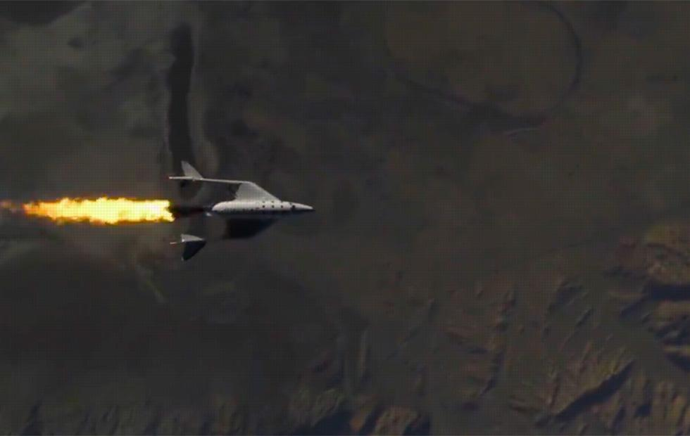 Virgin Galactic plans Italy spaceport for future space travelers