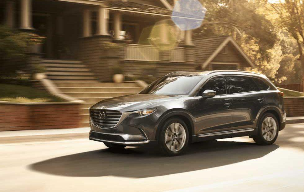 2019 Mazda CX-9 gains ventilated seats, CarPlay, and Android Auto options