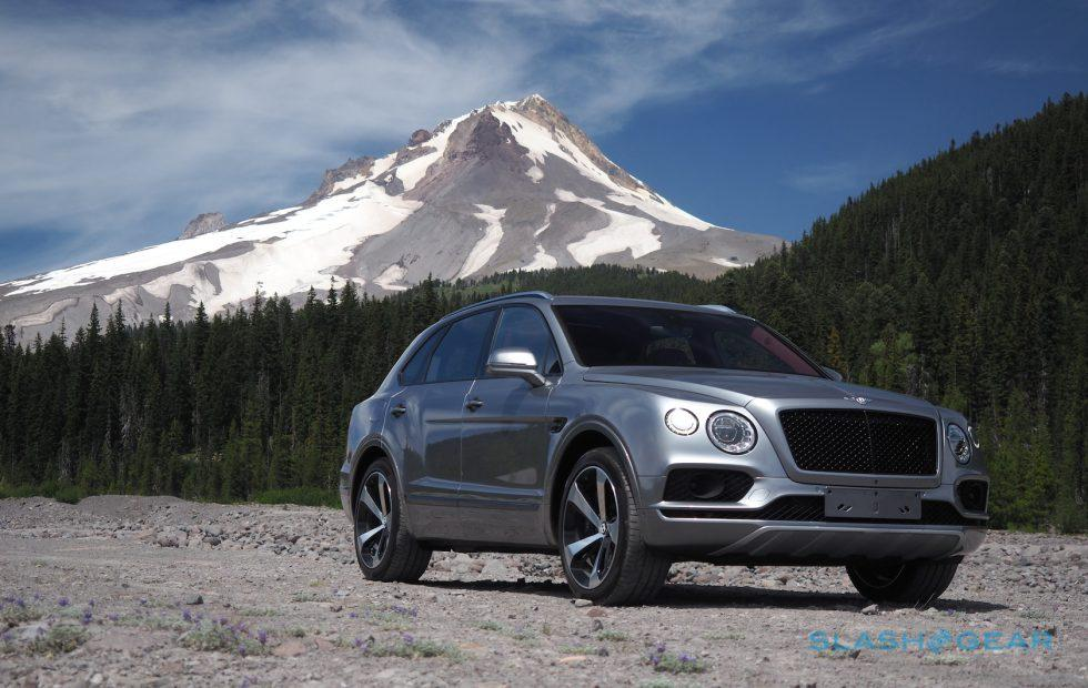 The 2019 Bentley Bentayga V8 does the unthinkable