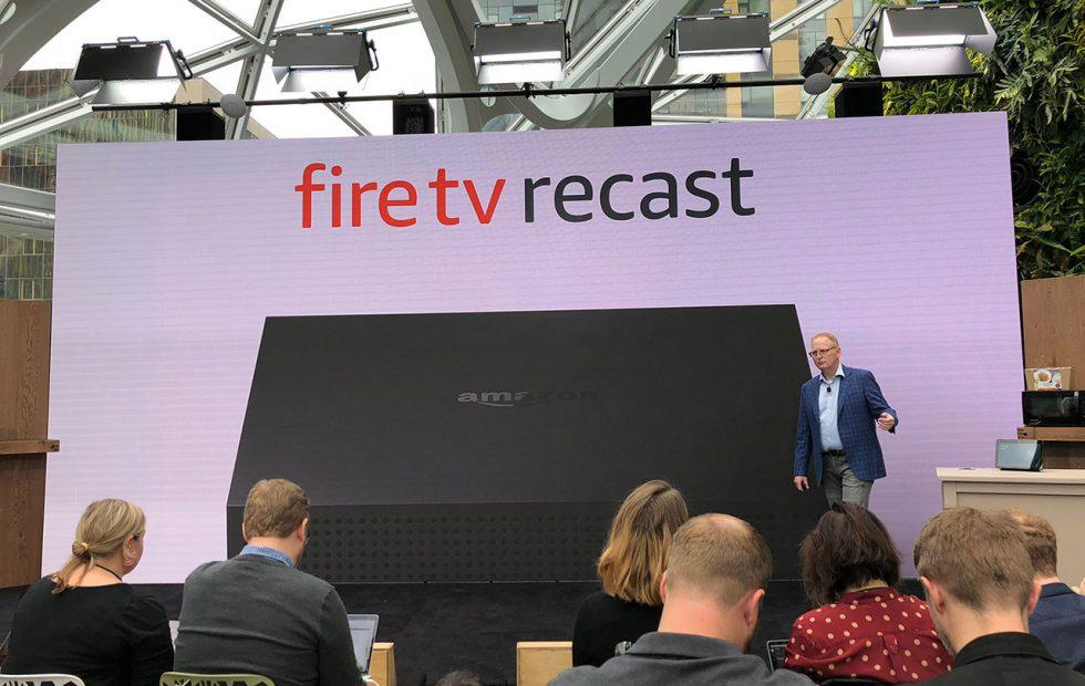 Amazon Fire TV Recast is the new DVR to beat