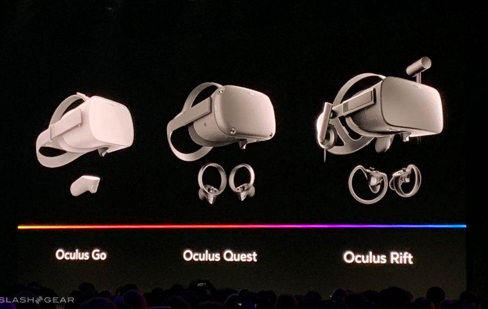 Oculus Quest detailed: Freedom between Go and Rift