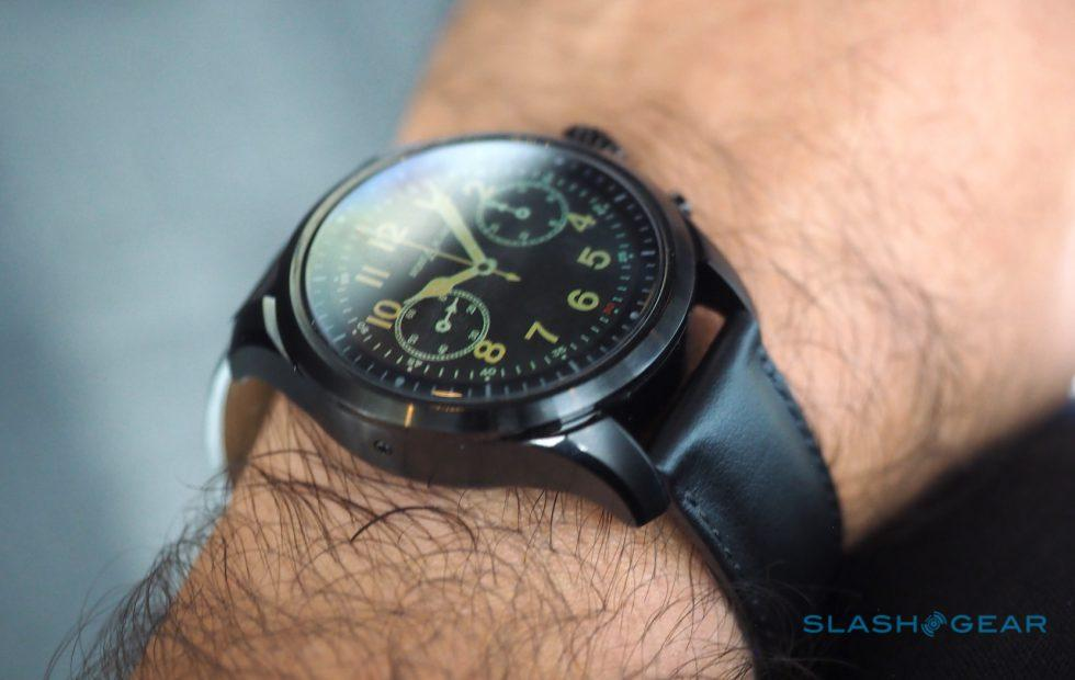 Montblanc Summit 2 promises more smartwatch luxe in October