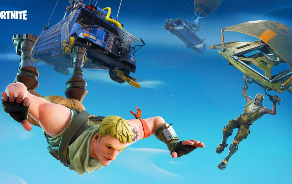 Fortnite is getting a winter-themed retail bundle