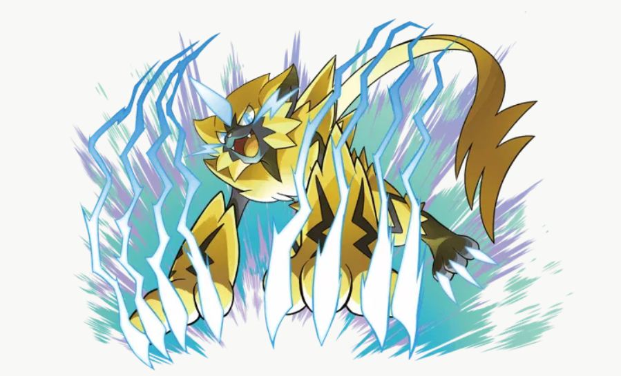 Here's how to get Zeraora in Pokemon Ultra Sun and Ultra Moon