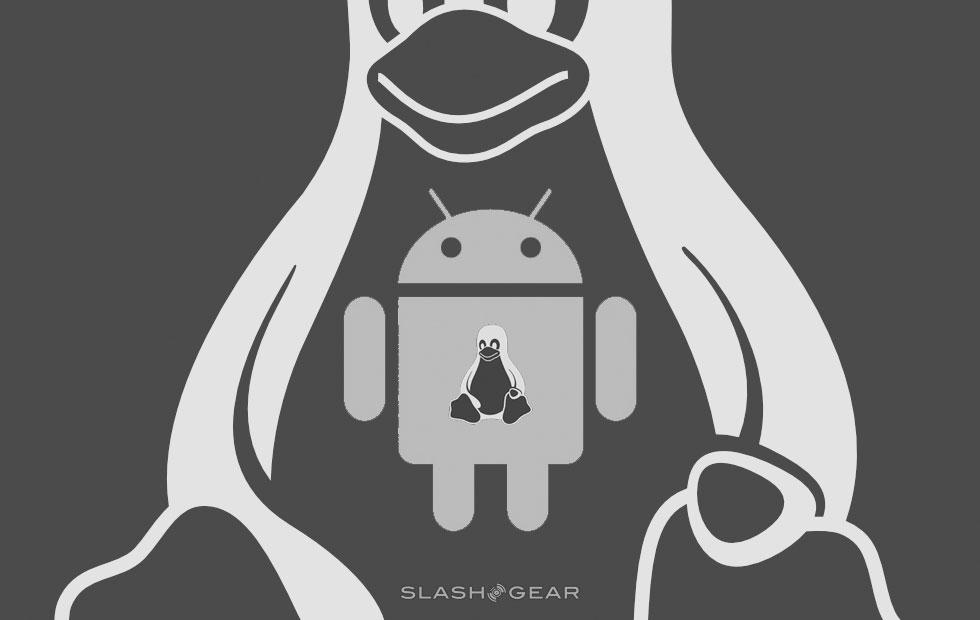 Suddenly Linux runs in Android