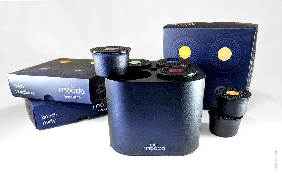 Moodo Review : Smart Scent Diffuser works its magic