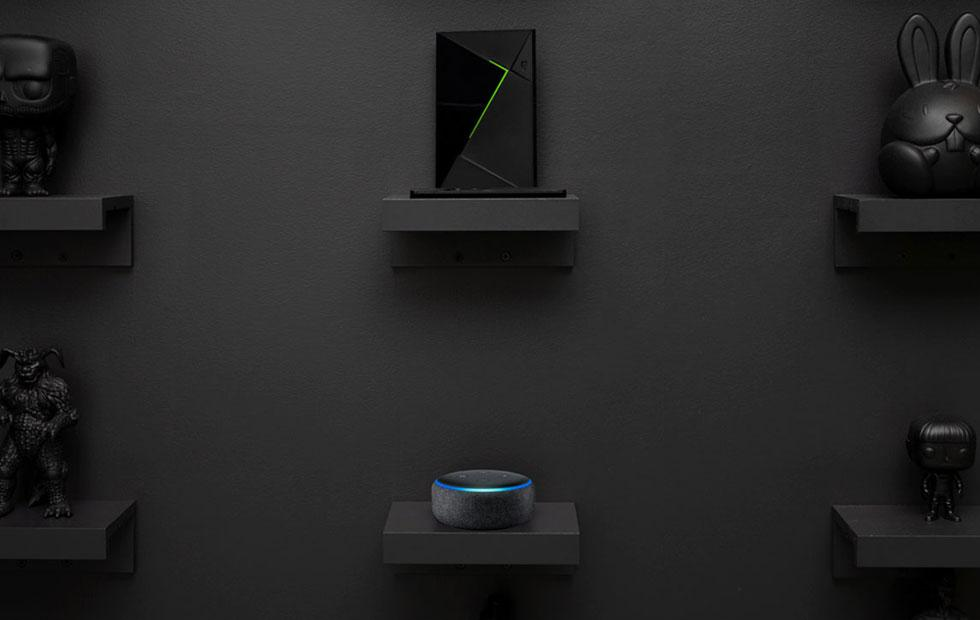 NVIDIA SHIELD TV teams with Alexa, comes with Echo Dot for short time