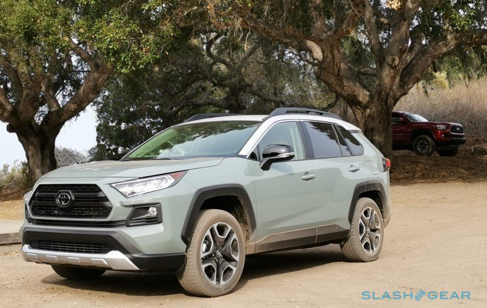 2019 Toyota RAV4 first drive review: Compact SUV makes huge improvements