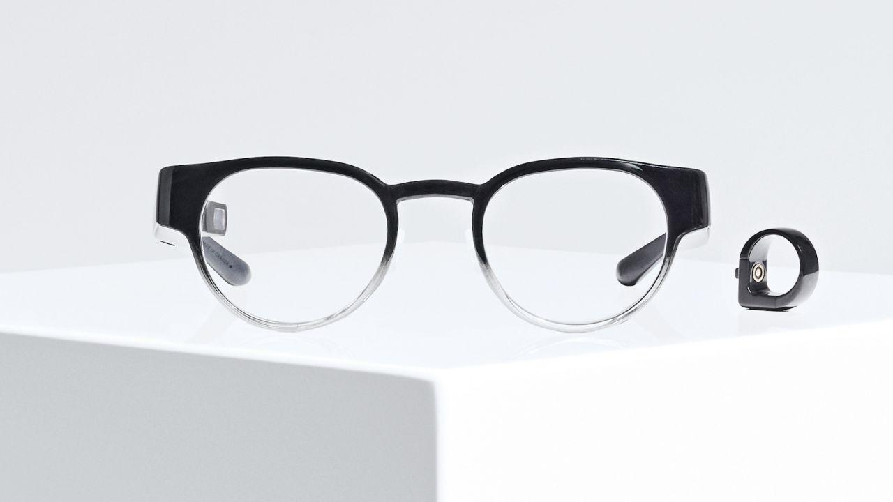 North Focals grabbed Intel Vaunt tech for AR smart glasses shortcut