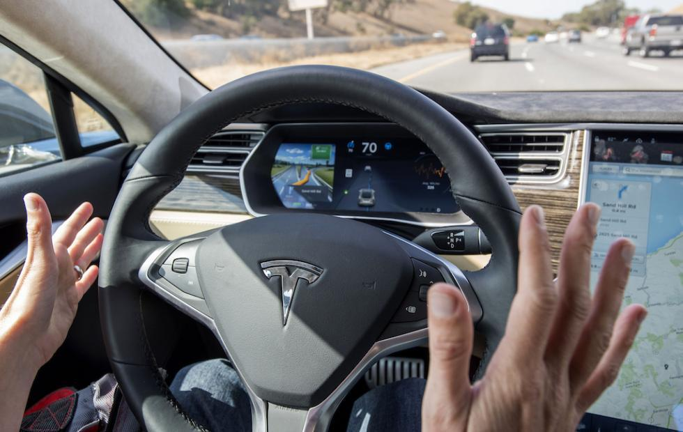 Tesla Autopilot could drive from home to work soon