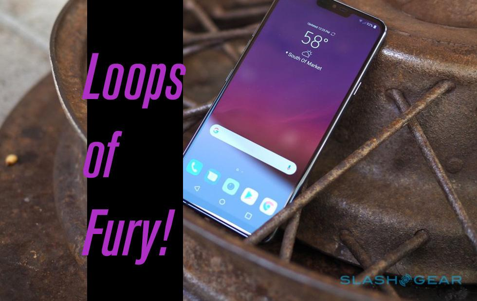 LG G7 ThinQ Bootloop issue: official statement update
