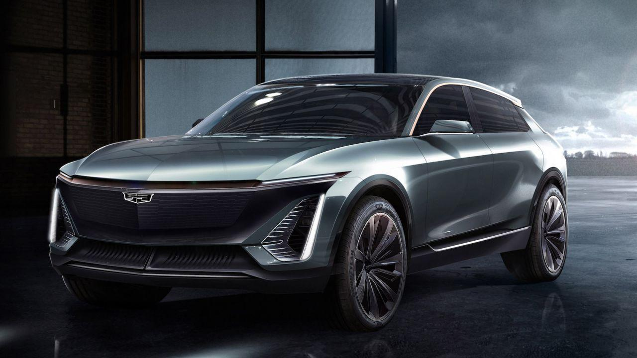 This is the first Cadillac EV
