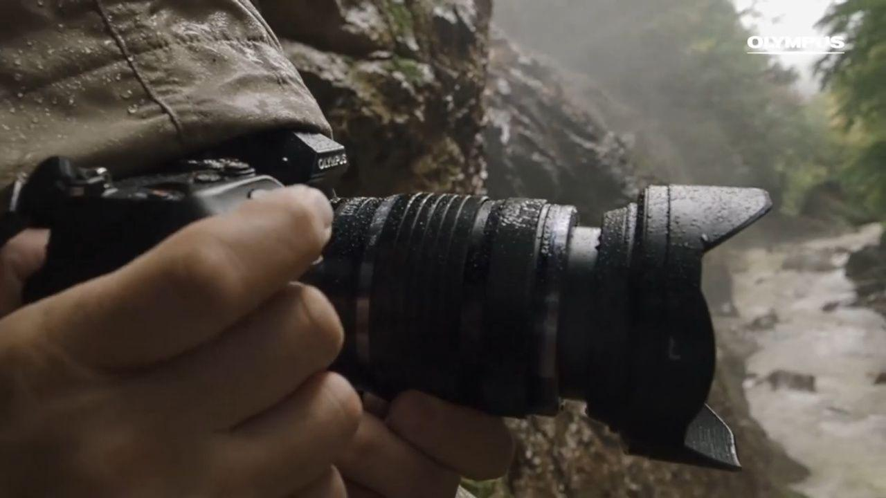 Olympus third and final teaser shows off a rugged camera