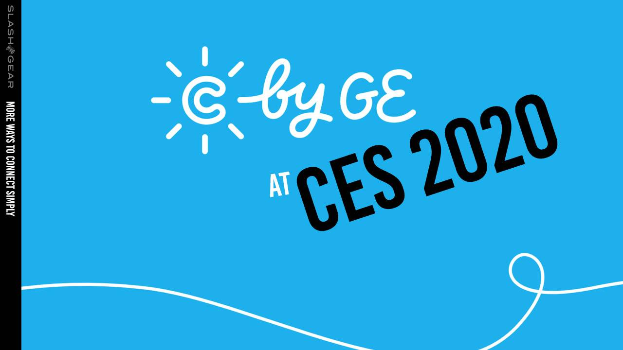 C by GE 'Hubless' devices make smart homes easier at CES 2020