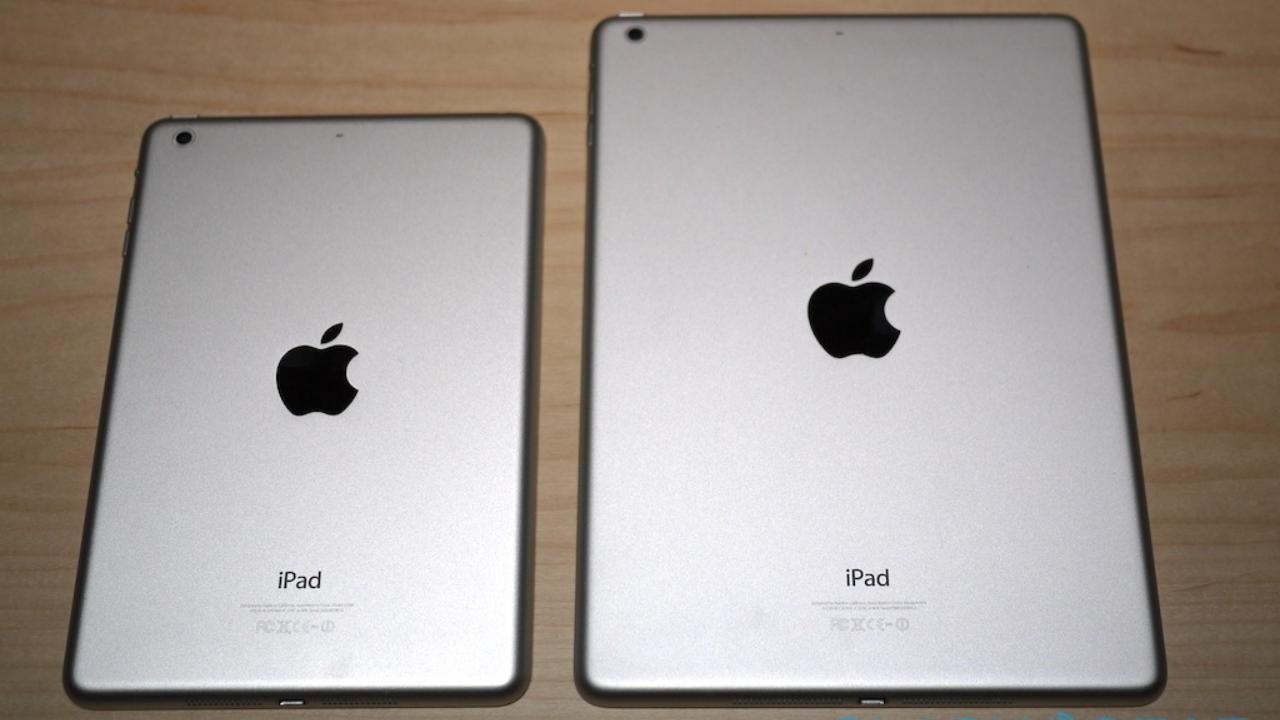 iPad mini 5, 10-inch iPad coming first half of the year