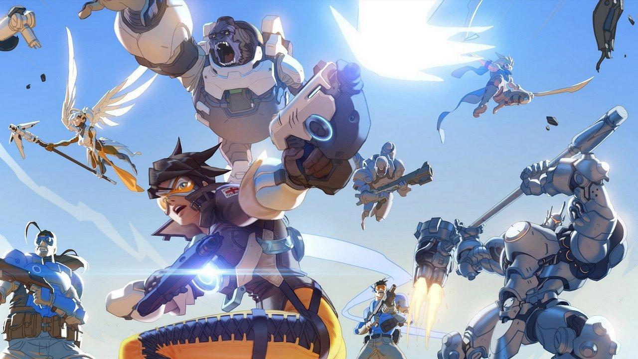 Overwatch gets a permanent price cut beginning today