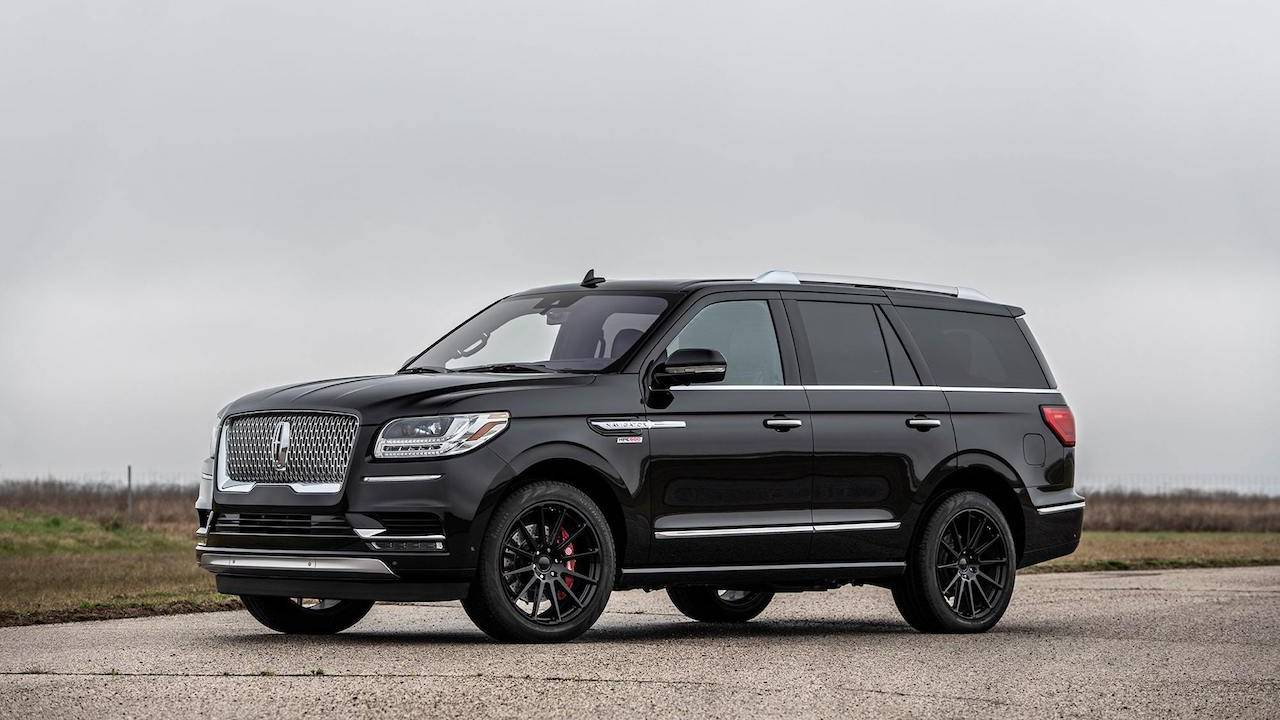 Hennessey upgrades 2019 Lincoln Navigator to 600hp