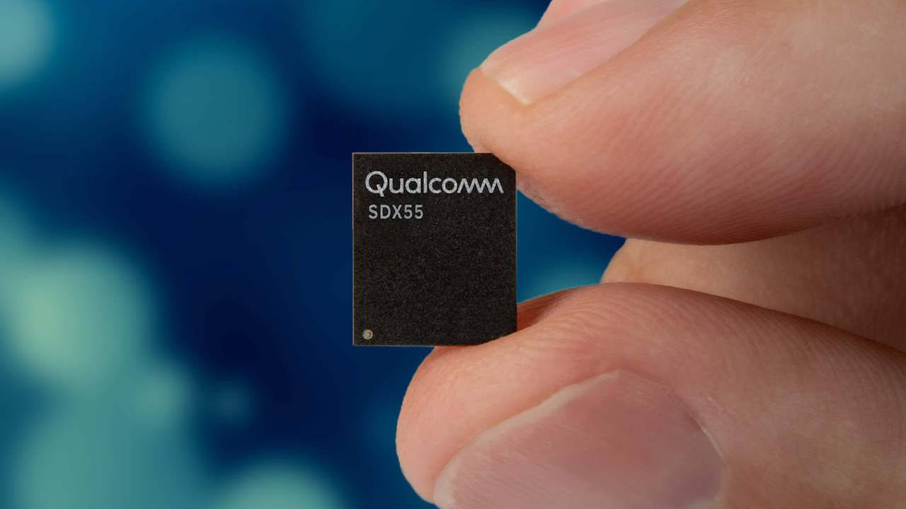 Qualcomm Snapdragon X55 Modem (MOBHouse Productions)
