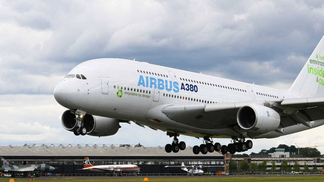 Reasons why the Airbus A380 failed