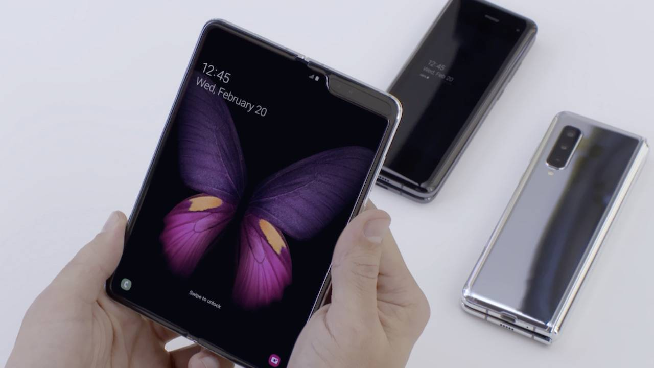 Samsung Galaxy Fold video leaves us wanting more