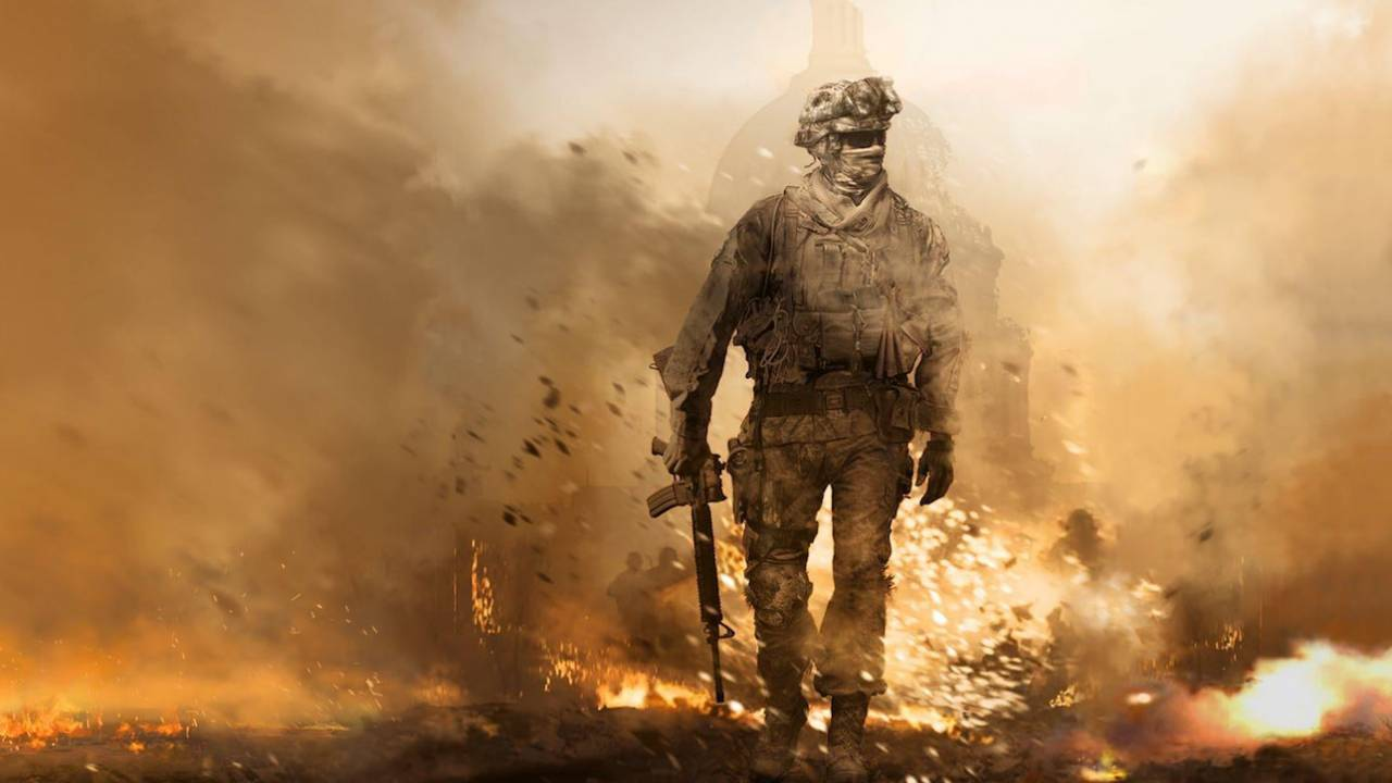 Modern Warfare 2 Remastered coming this year early rating reveals
