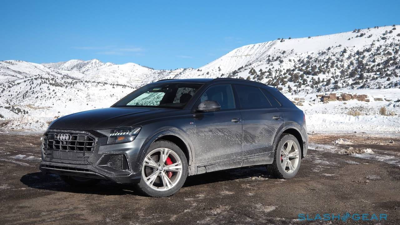 The 2019 Audi Q8 cares not for your labels