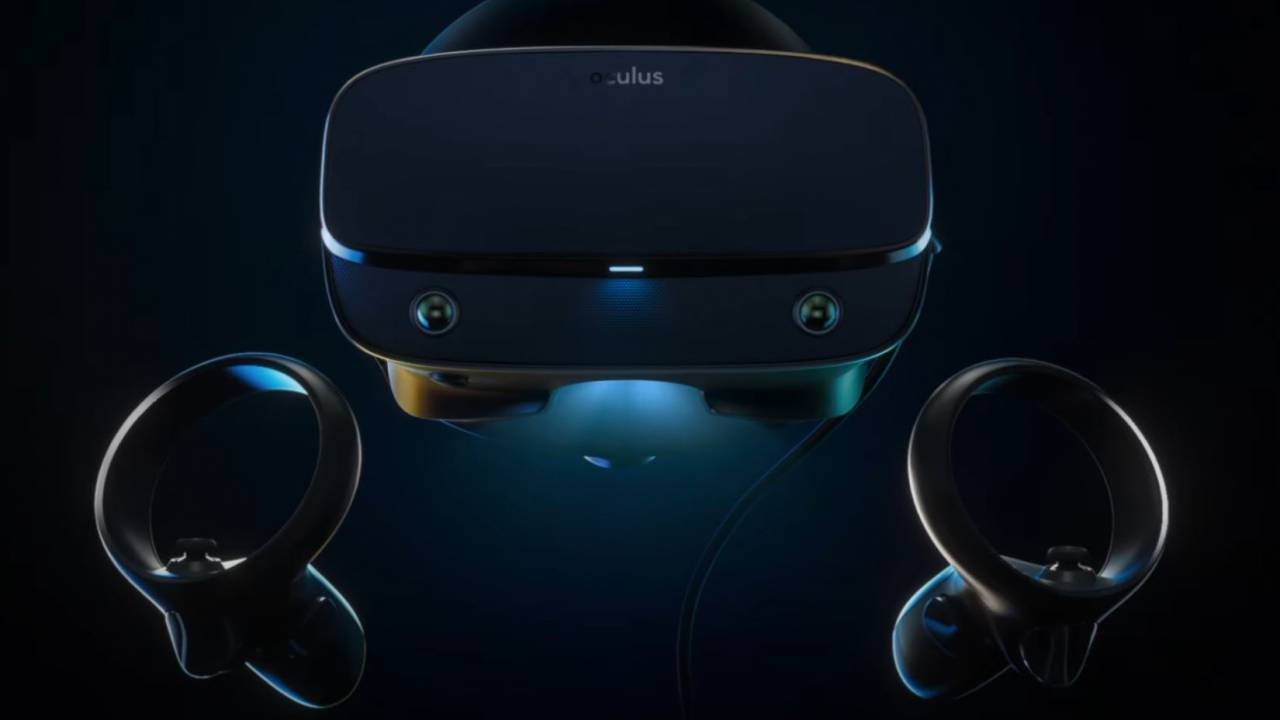 Oculus Rift S beefs up tracking and resolution for sleeker VR