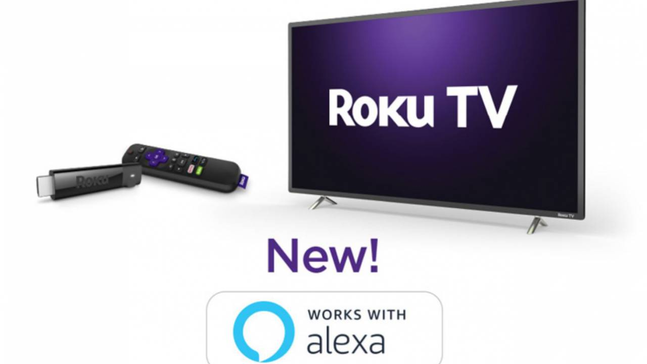 Roku's Alexa skill is finally going live today