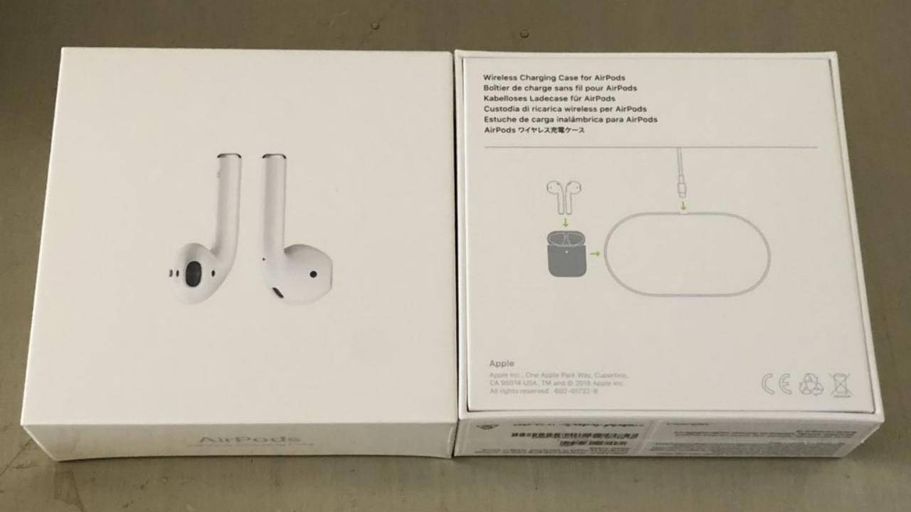 AirPower does exist according to AirPods box