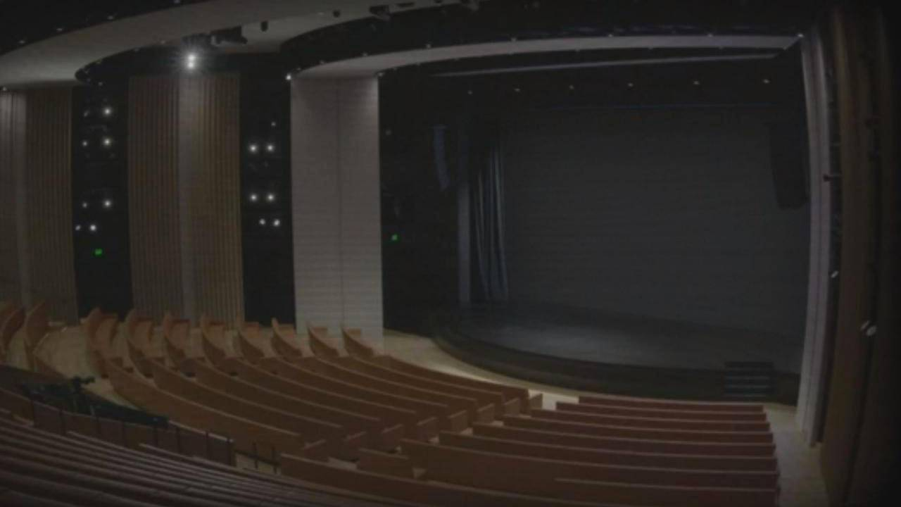 """Apple teases Monday event with """"livestream"""" of empty Jobs Theater"""