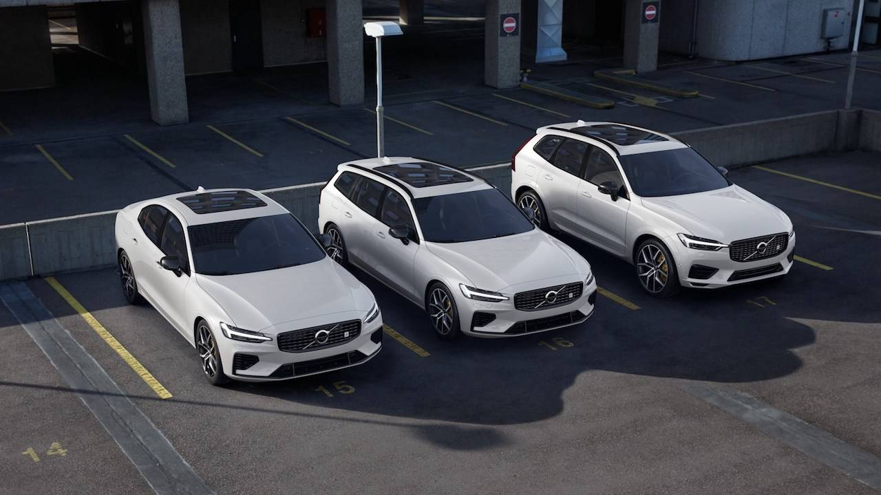 The 2020 Volvo V60 and XC60 Polestar Engineered are feistier hybrids