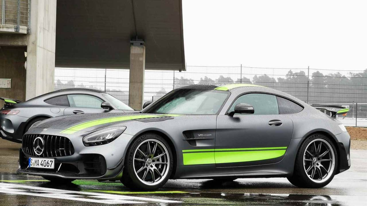 2020 Mercedes AMG GT R Pro first drive review: Porsche 911 beater