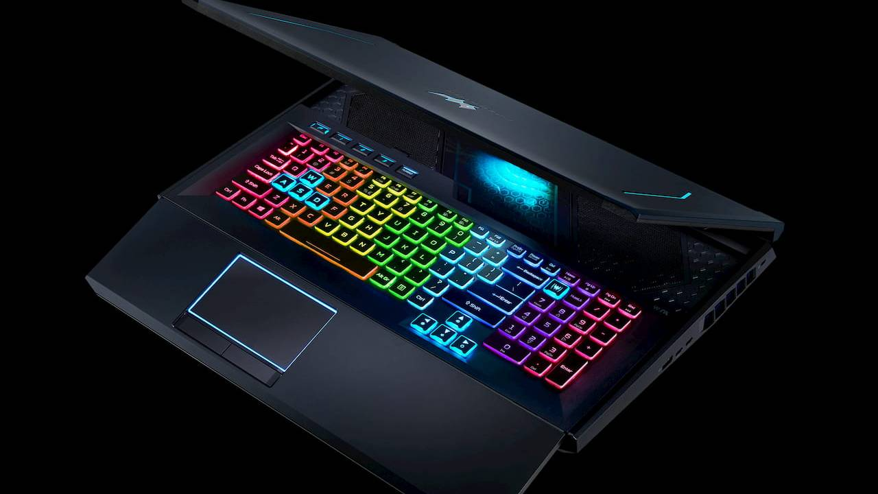Acer Predator Helios 700 has a weird slide-out keyboard (for good reason)