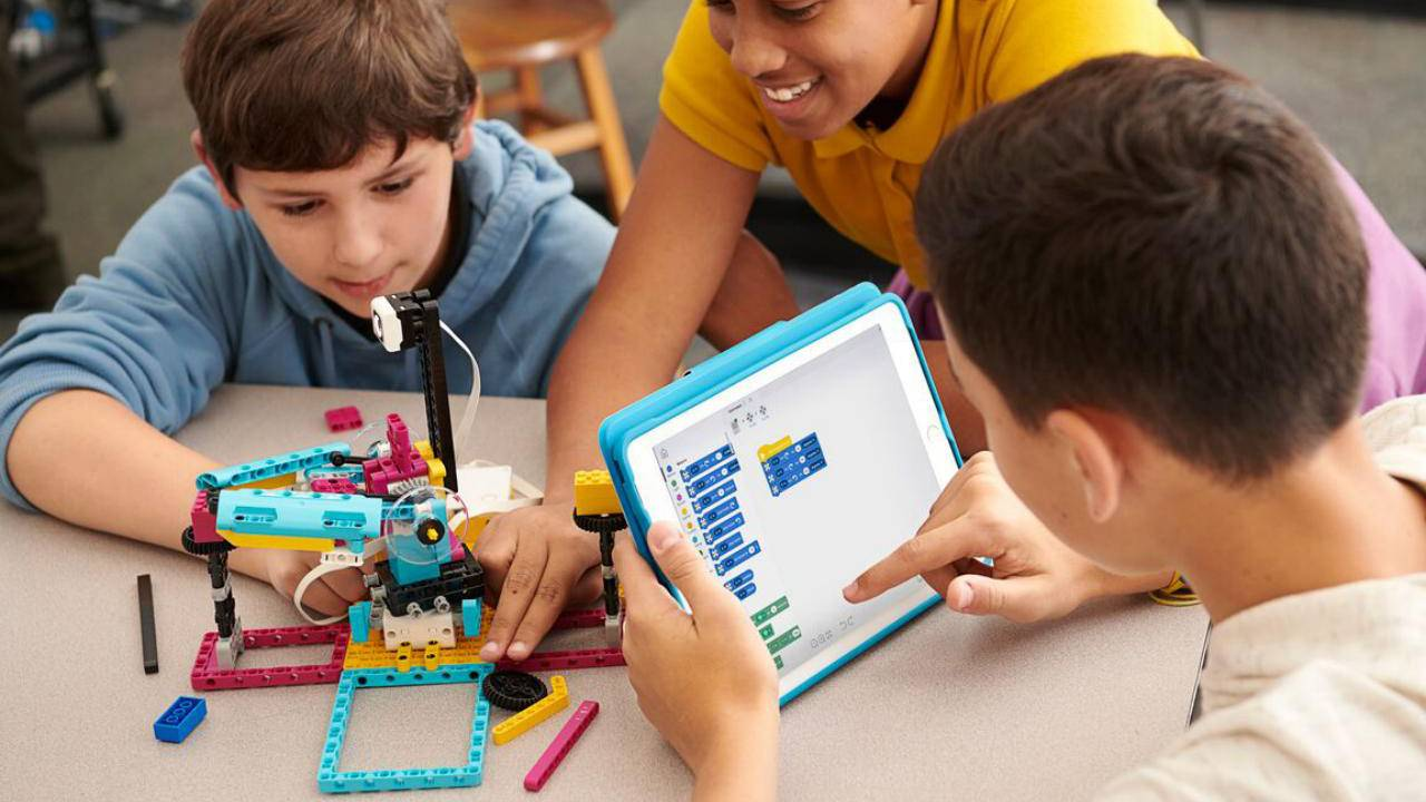 LEGO SPIKE Prime programmable kit aims to build STEAM confidence