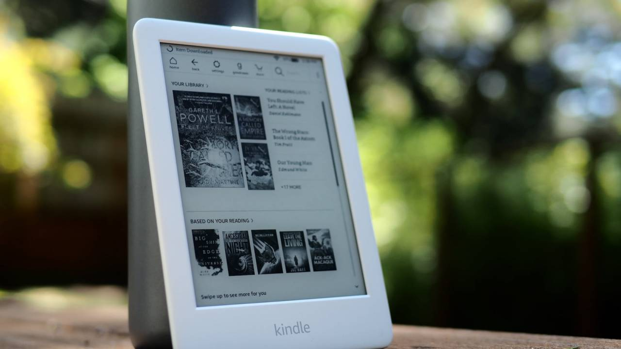 Amazon Kindle 2019 Review: A brighter ereader