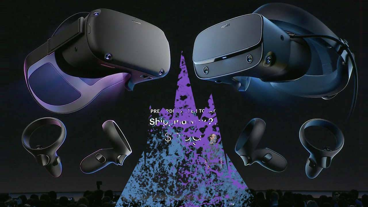 Oculus Quest and Rift S release date and order info: Starting now