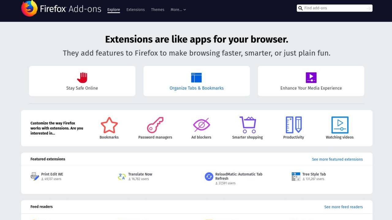 Firefox broke add-ons because it let a security certificate expire